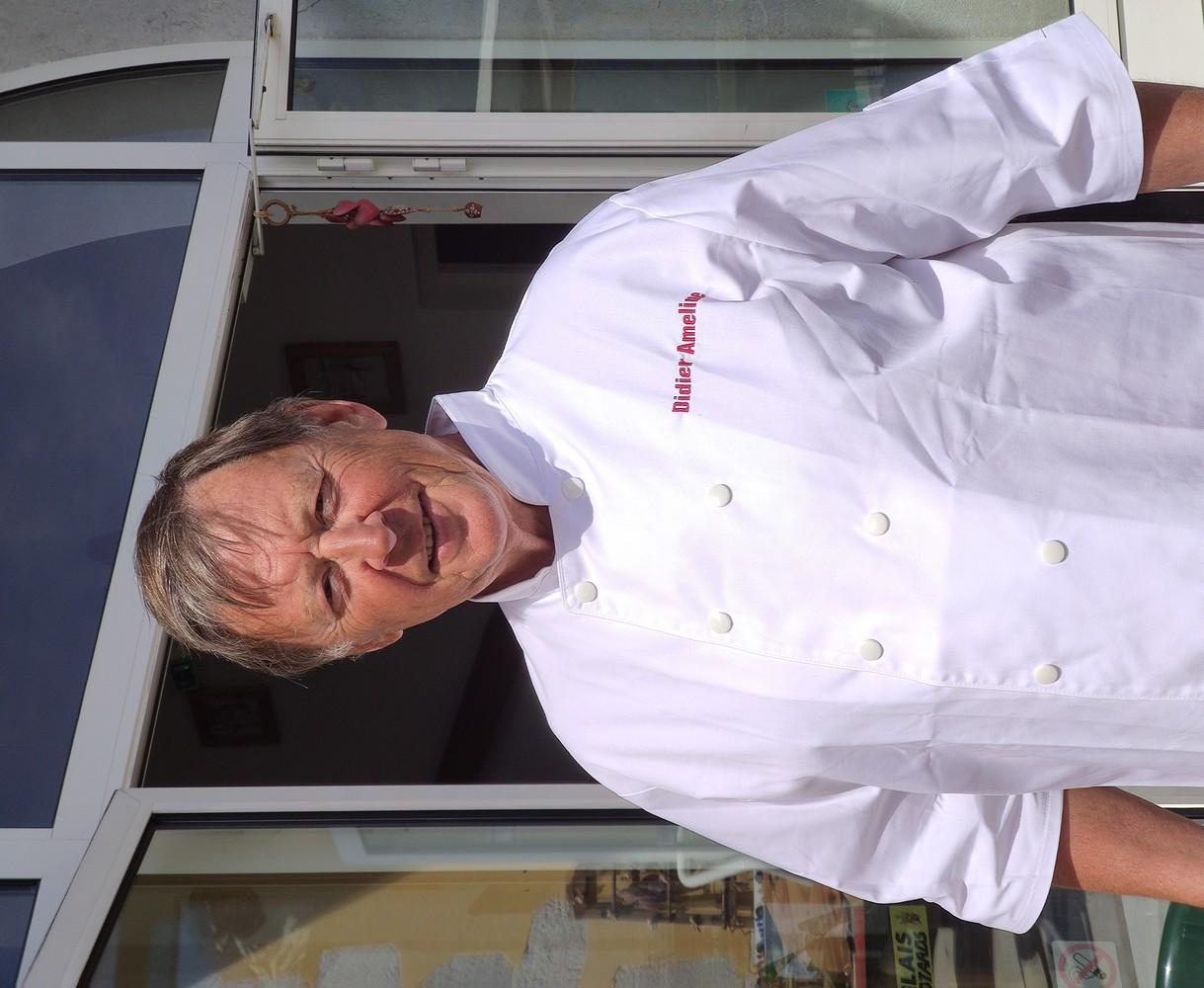 Le chef, Didier Ameline