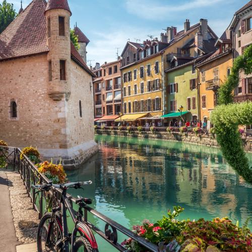 Visite guidée de la vieille ville d'Annecy